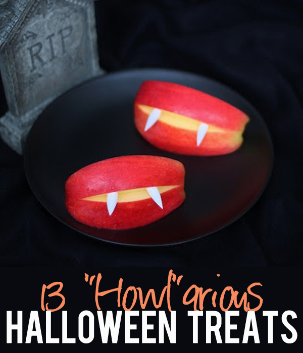 13 'Howl'arious Halloween Treats