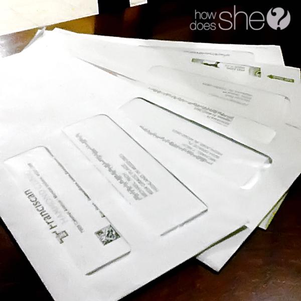 Mail copy