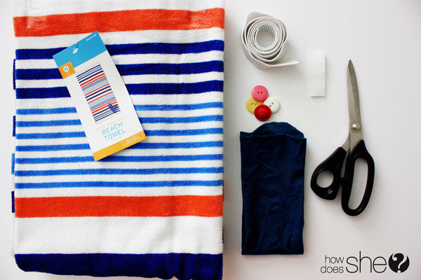 diy spa towel (3)