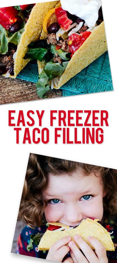 freezer taco filling
