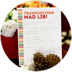 thanksgiving madlib featured image