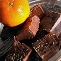 missy chocolate orange fudge featured image