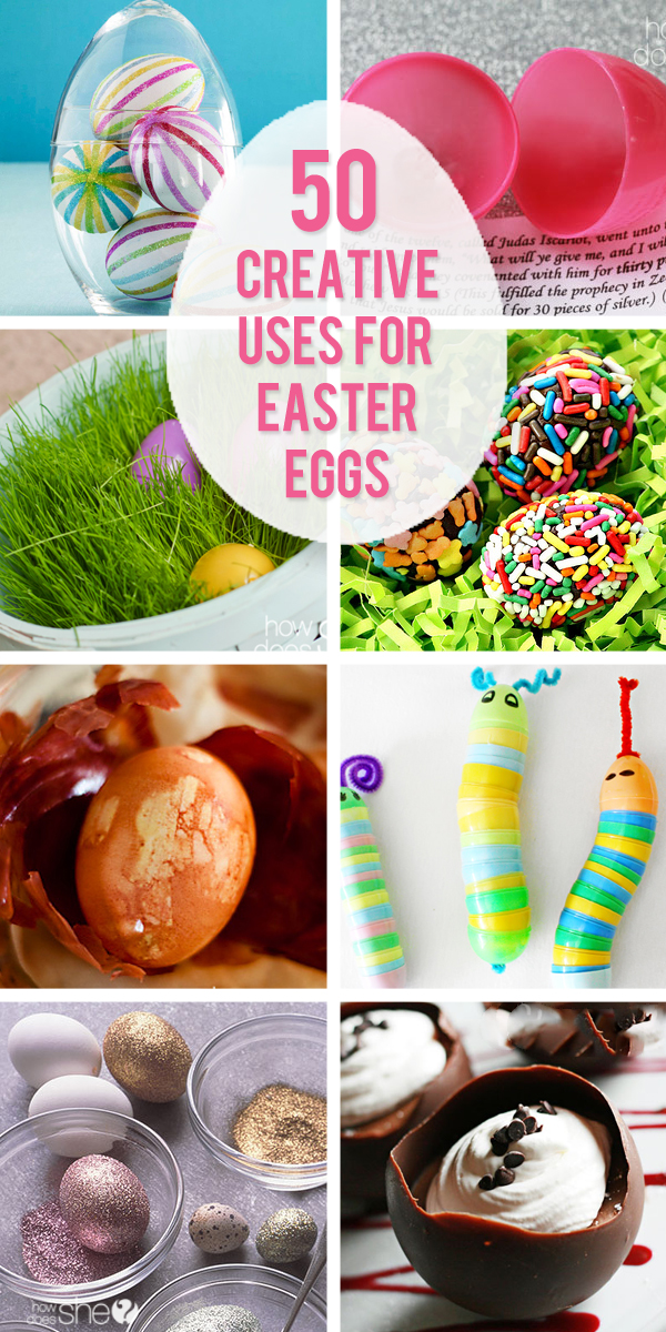 roundup pin collage easter eggs