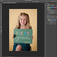 End of School Photo Tutorial featured image