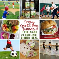 Sports Day Dinners featured image