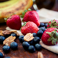 whole grain fruit salad featured image