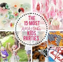Kids parties featured