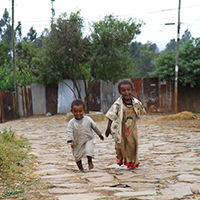 children on road  featured image