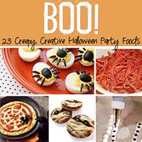 Party foods featured