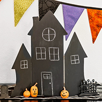 kara halloween house featured image