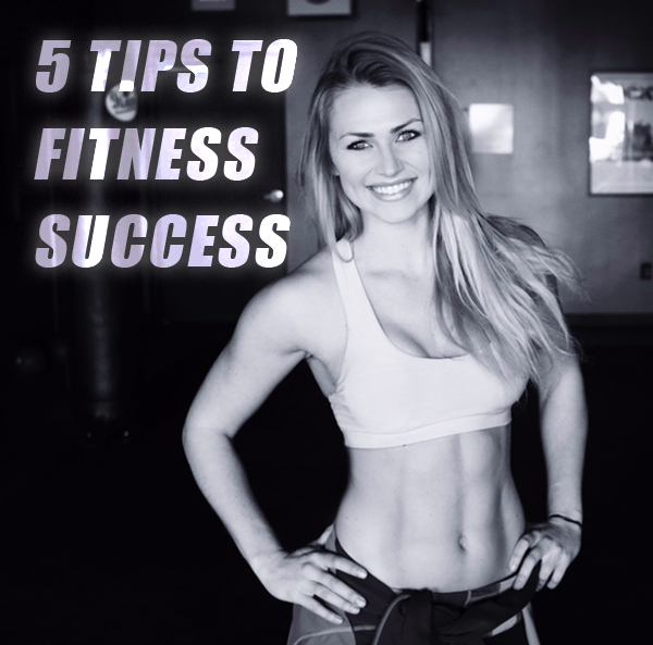 5 Tips to slim-down Success - HowDoesShe slim-down challenge