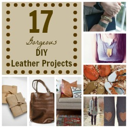 DIY Leather featured