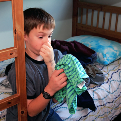 Teach Your Child How to Clean ANY Bedroom in Ten Minutes (Without Using a Blowtorch) (10)