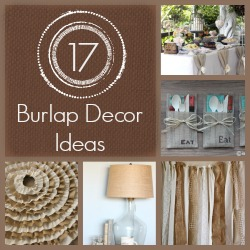 Burlap featured