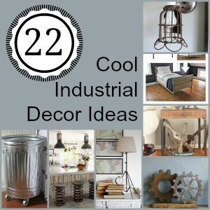 Industrial Decor featured