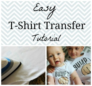 T-shirt Tutorial Featured