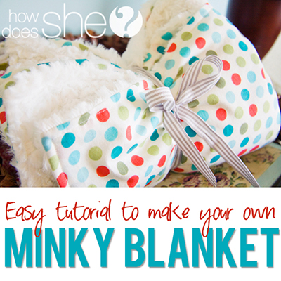 Minky-Blanket-tutorial featured