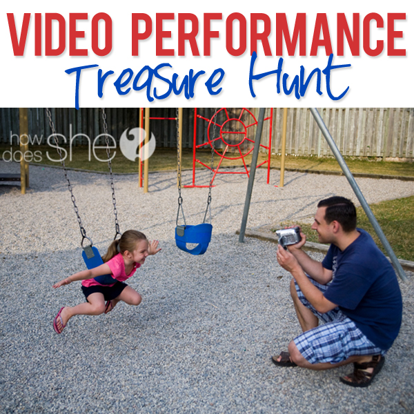 Video-Performance-Treasure-Hunt