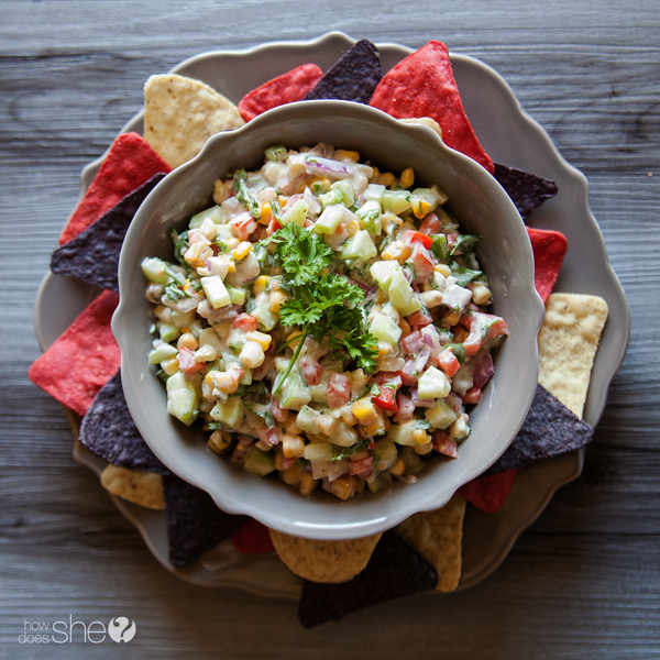 grilled corn and cucumber salsa (10)