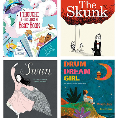 Picture Books Pinterest featured