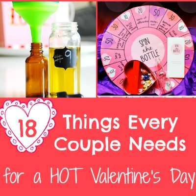 Hot Valentine's Day featured