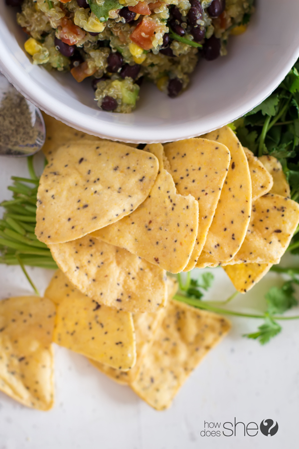 Clean Eating Quinoa Avocado Dip (5)