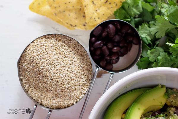 Clean Eating Quinoa Avocado Dip (7)