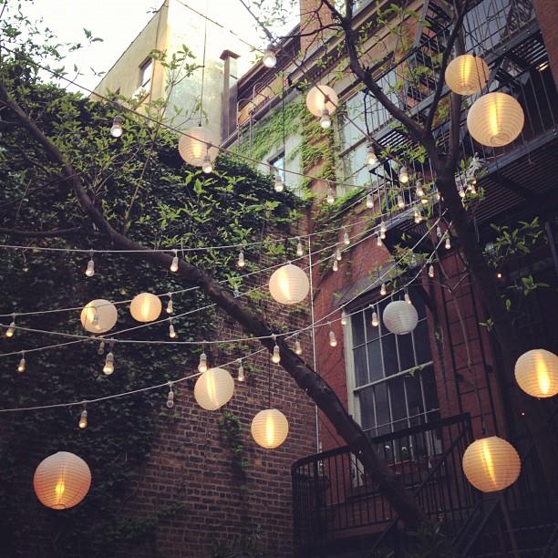 Garden lanterns 6