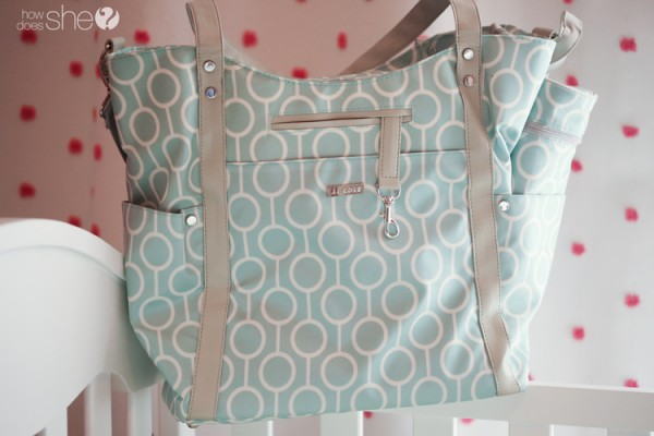 JJ Cole Diaper Bag (8)