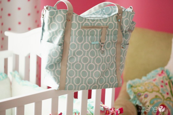 JJ Cole Diaper Bag (9)