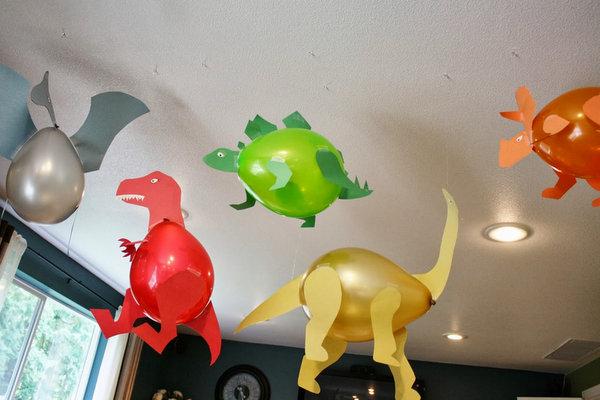 Dinosaur party 4