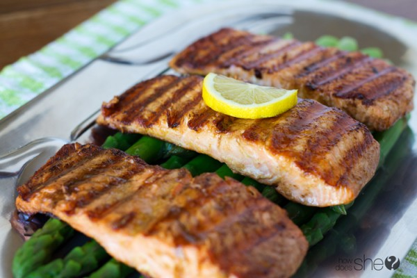 Easy 3 Ingredient Grilled Salmon: 20 minutes is all you need! | How ...