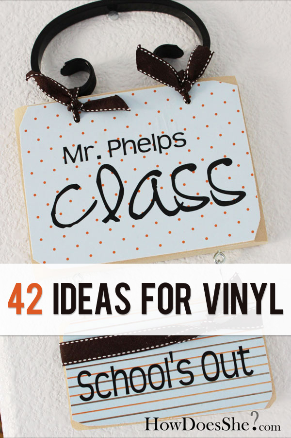 42 Viny Ideas