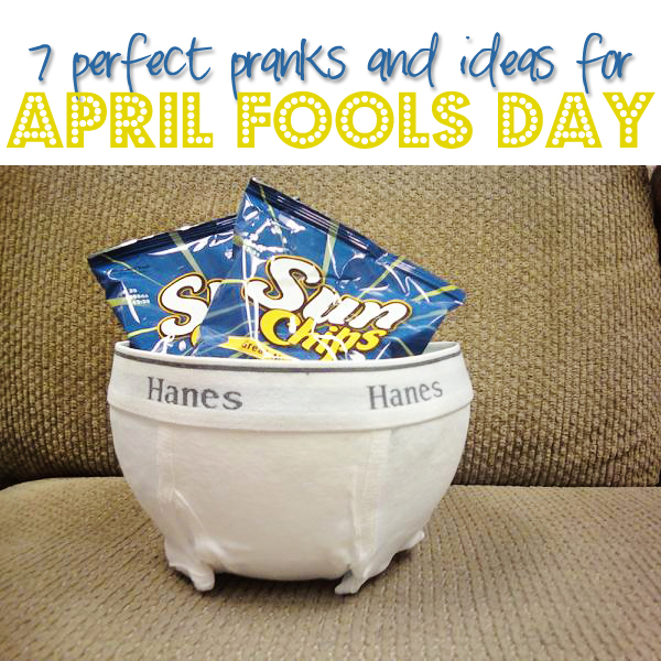 6 April Fool's Prank Ideas | How Does She...