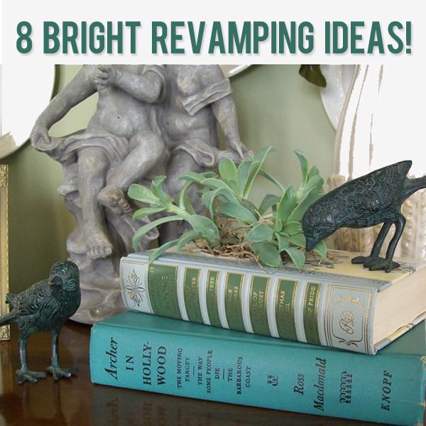 8 Bright Revamping Ideas