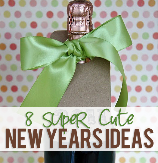 8 New YeaRs Ideas