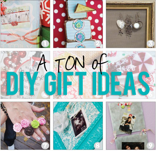 Just jenn style may 2013 looking for the perfect gift but cant think of what to get do it yourself gifts are fun and easy depending on the time that you have and the skill solutioingenieria Images