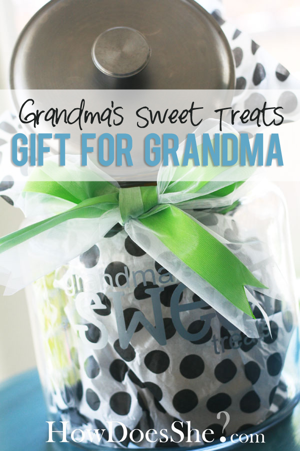 A gift idea for grandma