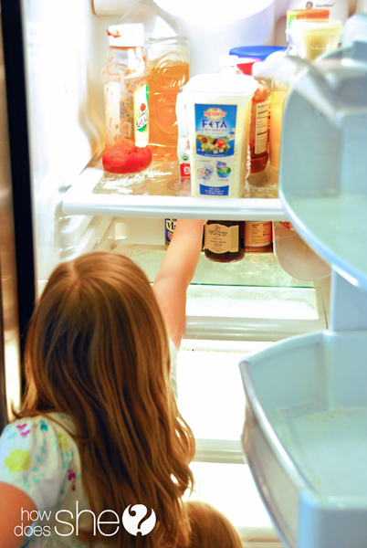 Ashley Spring Clean Your Fridge (11)