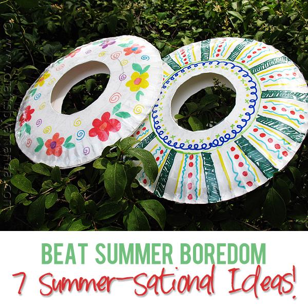 Beat Summer Boredom