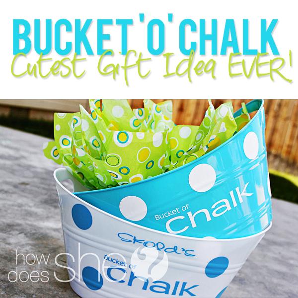 Bucket O Chalk