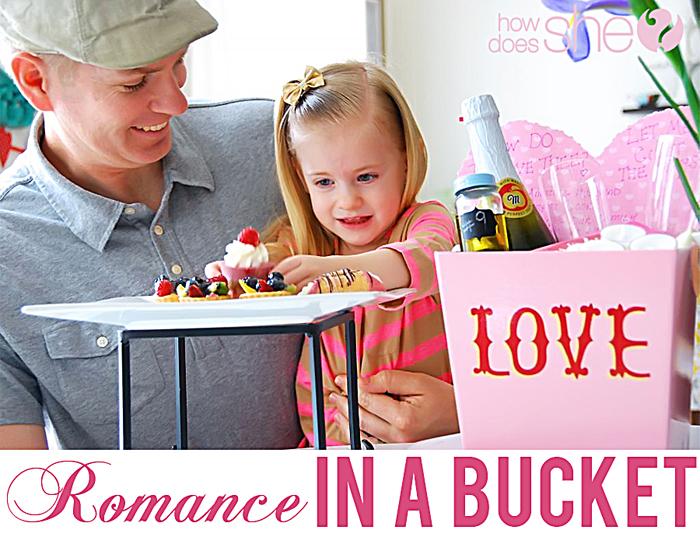 Bucket of Romance