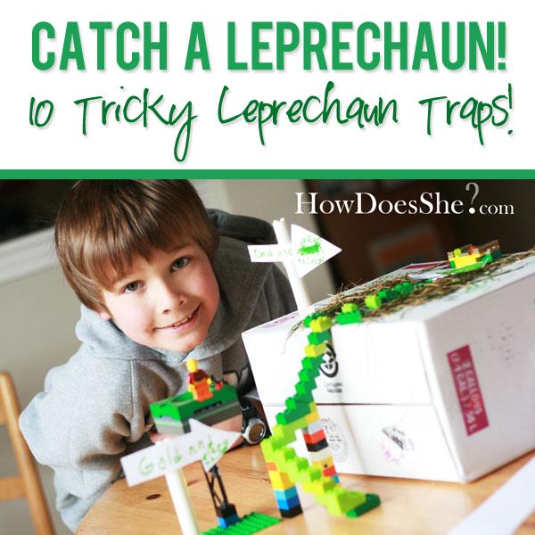 leprechaun traps