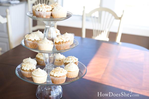 Cupcake platter 1