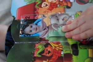 Picture flip Book