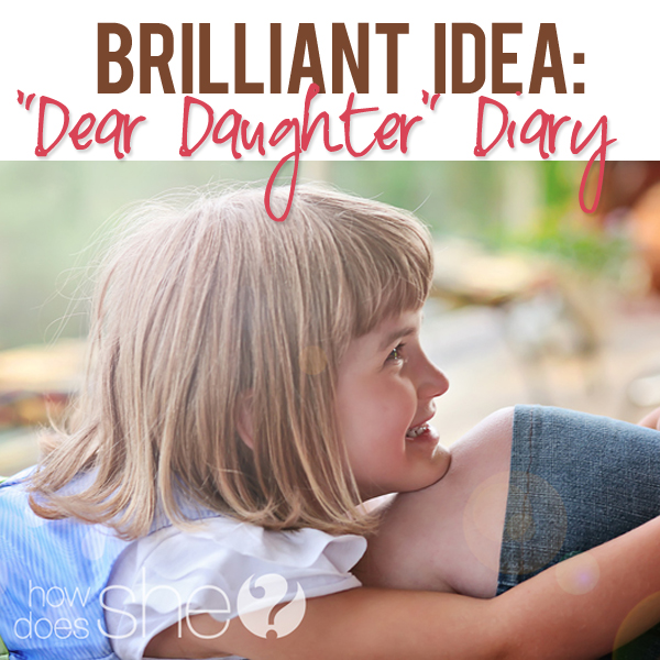 Dear Daughter Diary