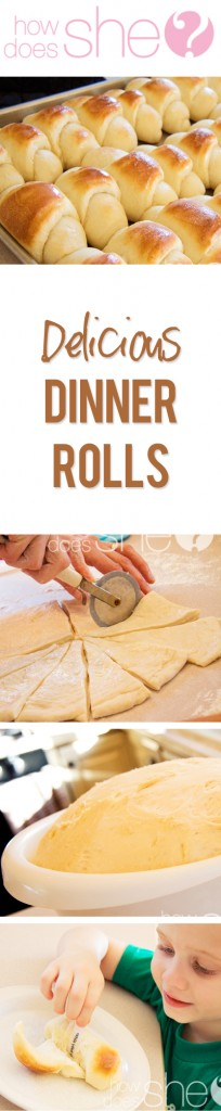Delicious Dinner Rolls #recipe #dinnerrolls #rolls