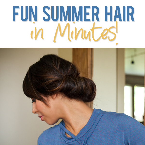 Summer Hair Ideas