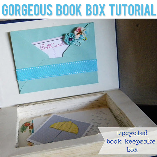 Gorgeous Book Box Tutorial