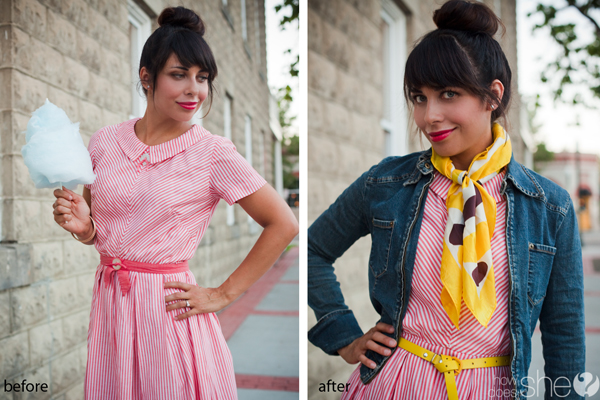 Finding Your Vintage Style Part 2
